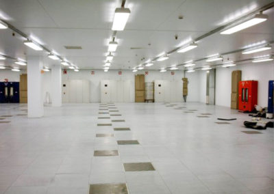 hall to house a data centre